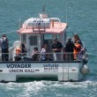 Voyager leaving Baltimore - the whale watching capital of West Cork